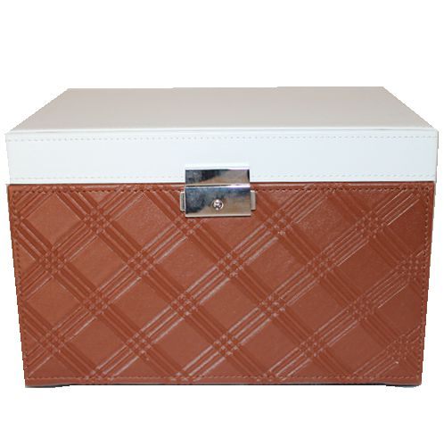 1603-2373 Custom design mens jewelry boxes made in wood