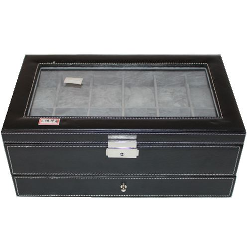 Wholesale Display Storage Mirrored Gift Jewelry Box Custom