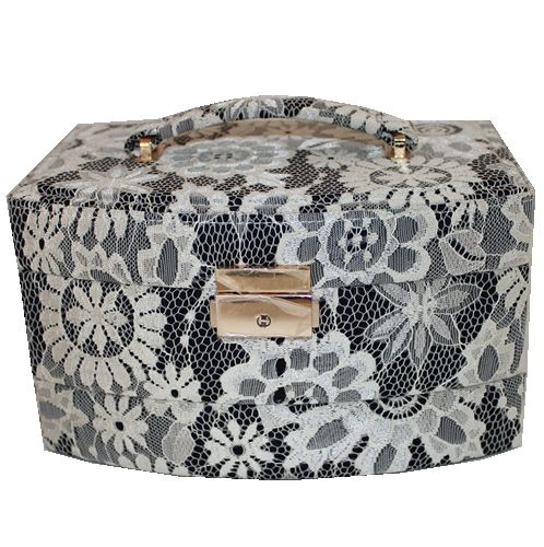 1603-8020 Professional factory supply wooden jewelry box from manufacturer