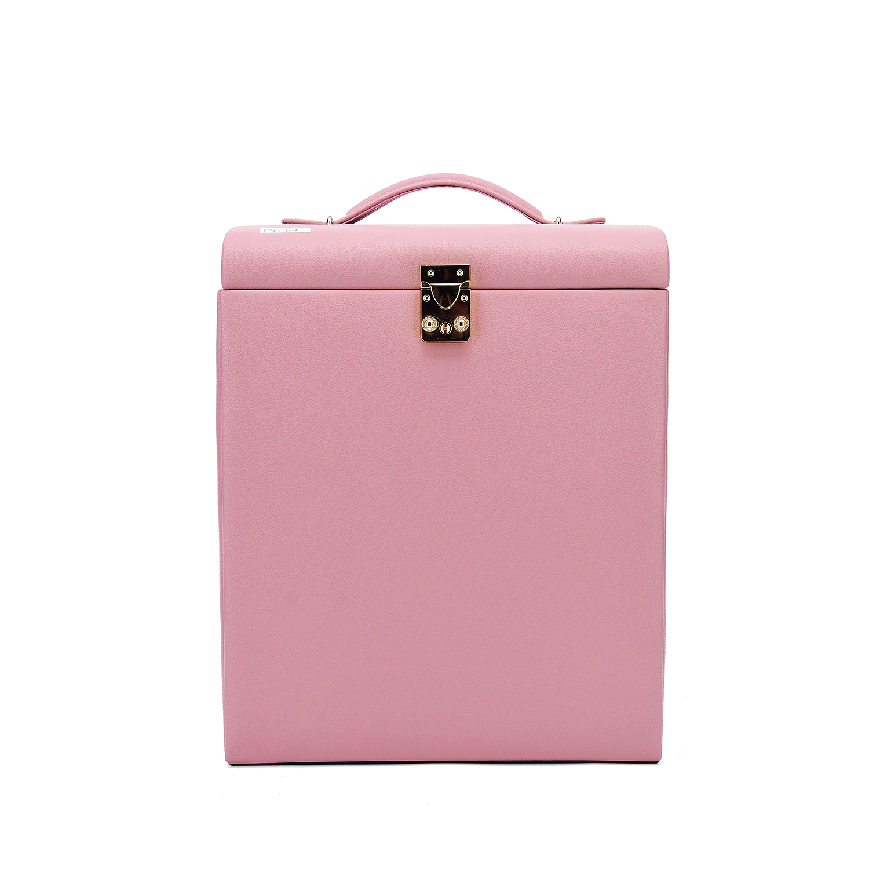 1633-01 pink jewelry box