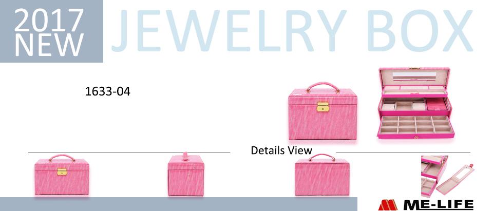 1633-03 jewelry box