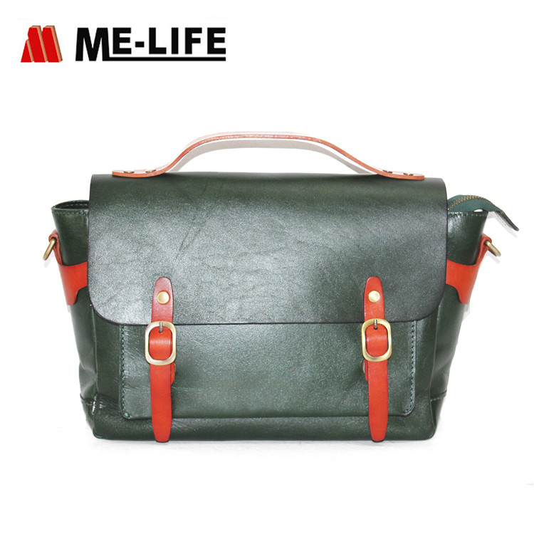 Q728 multicolor leather bag fashion lateral city bag