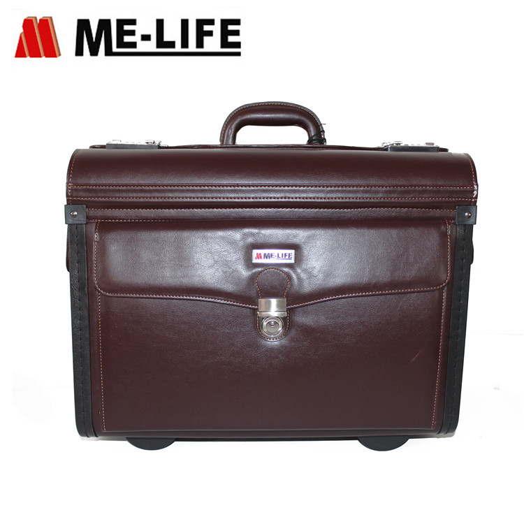 C1-1105 aviation case pilot case for travel business flight luggage
