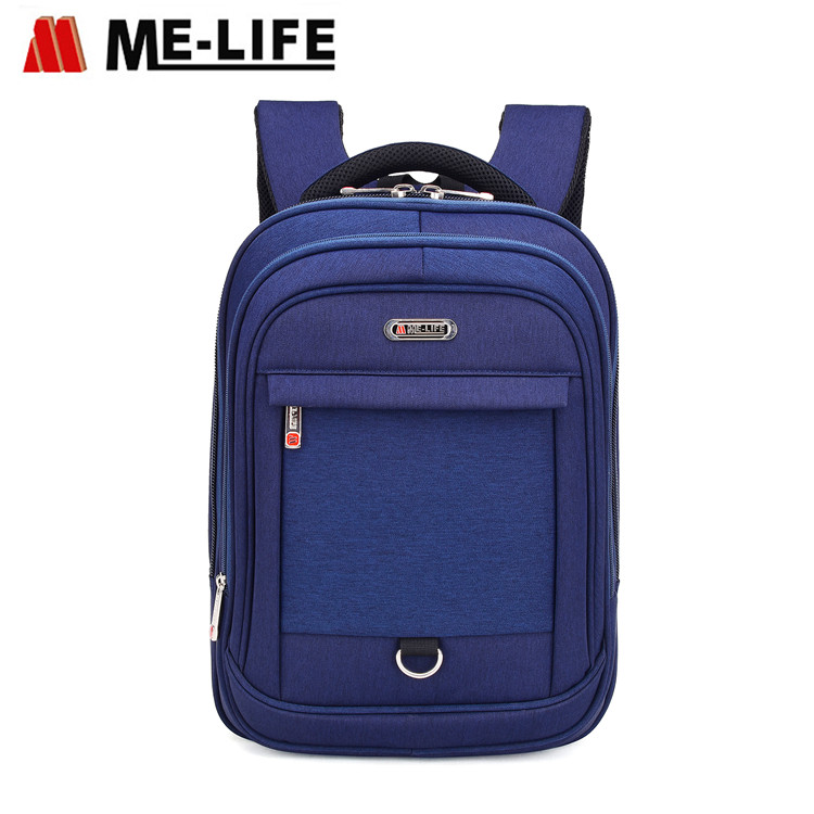 1744-314 Slim laptop backpack business travel computer backpack student schoolbag