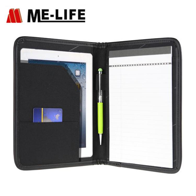 A5 600D Polyester Folder