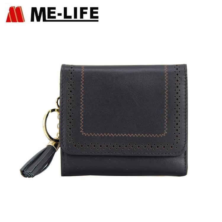 2238 mini pocket wallet with zipper