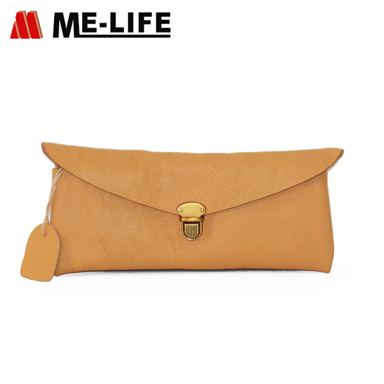R0006 leather PU travel wallet for women