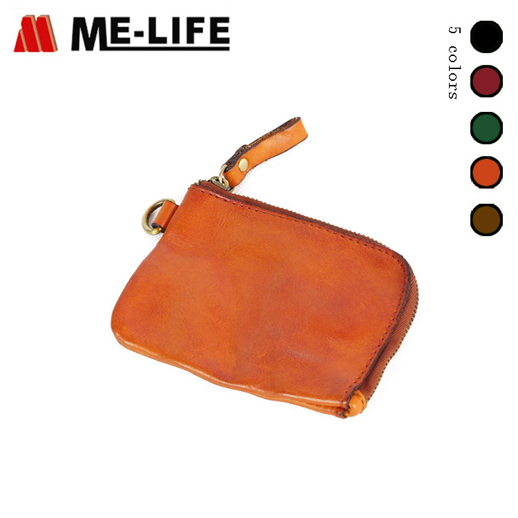 1818-517 leather wallet coin purse