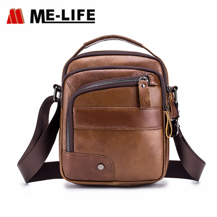 new fashion leather message bag