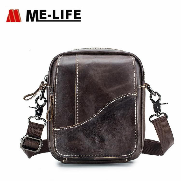 new design leather sling bag