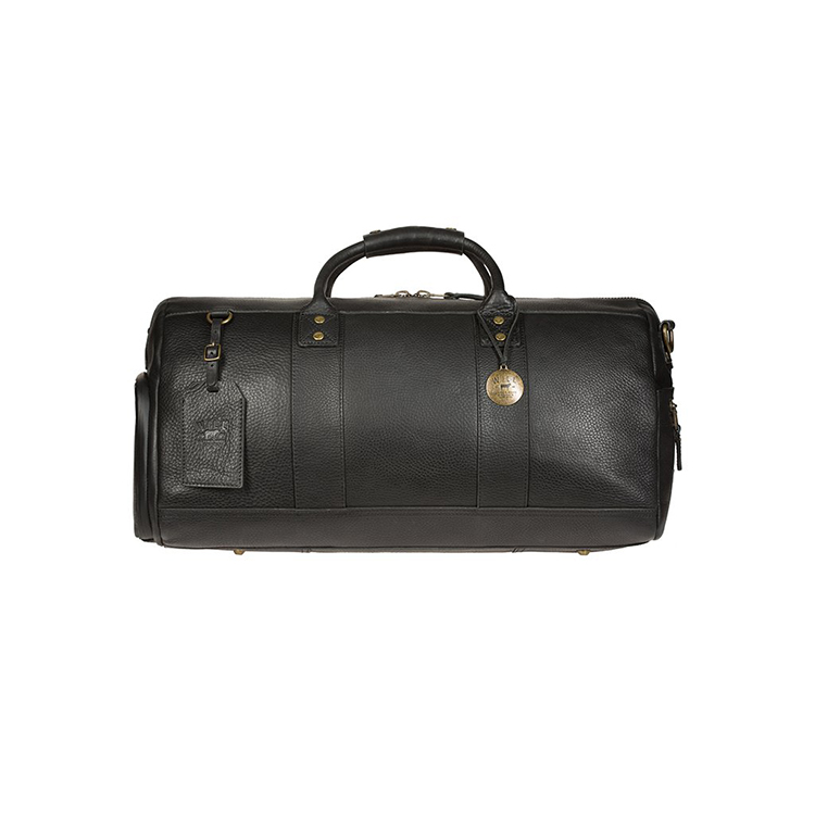 travel bags in leather
