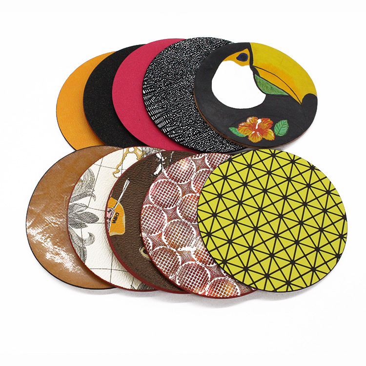 Round Cup Coasters